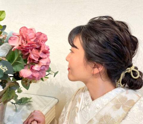 おしゃれ度高め♪ビアンベールスタッフが推薦する!     花嫁の今っぽヘアースタイルをご紹介♡