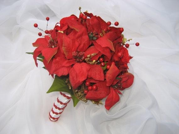 【冬婚花嫁必見!】旬のお花を使ったブーケ