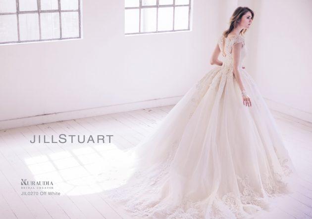 プレ花嫁の大本命♥ジルスチュアートの新作ウェディングドレスが入荷しました*