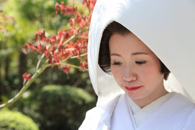 【先輩花嫁の和装ヘアを紹介します!】和装に合わせてどんな髪型にする?❤