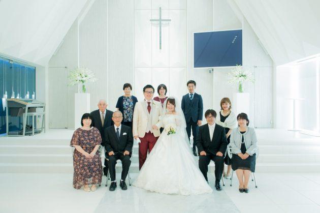 【ビアンベールのフォトウエディング】新しい家族みんなで写真を残しませんか??♥