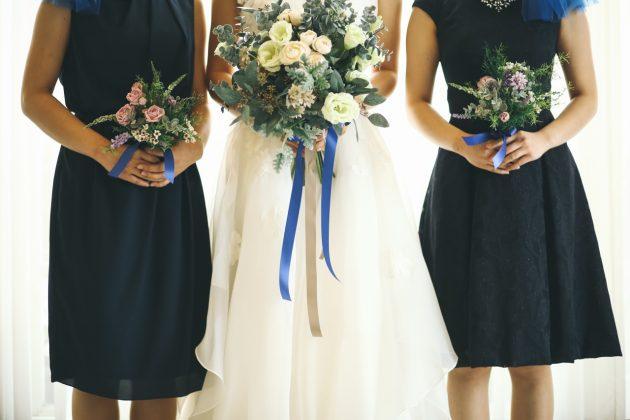 ビアンベールで【ゲストドレス・バッグ・ネックレス】を借りてトータルコーディネートはいかがですか?