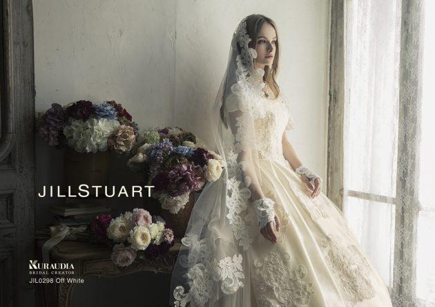 【花嫁人気のジルスチュアート♥】新作ウエディングドレスが入荷しました♥