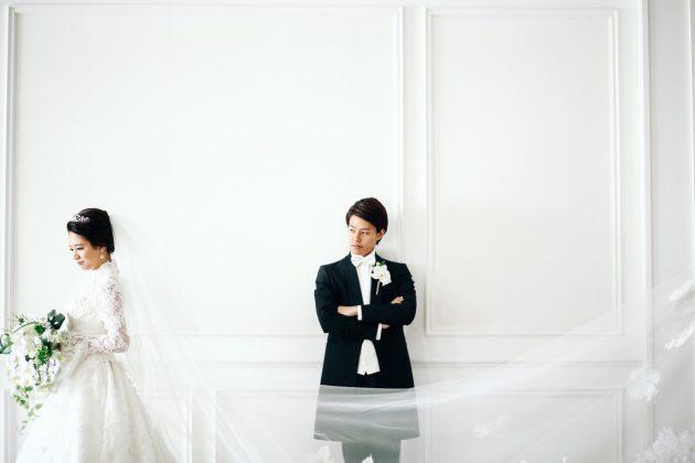 【フォトウェディング】写真で残す結婚式のご紹介*