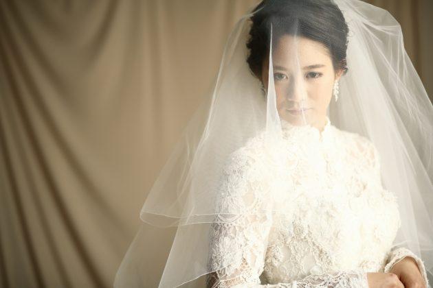 【悩めるプレ花嫁様必見!】ビアンベールでは花嫁衣裳お持込料負担*運命のドレスに出逢うにはビアンベールへGO♬