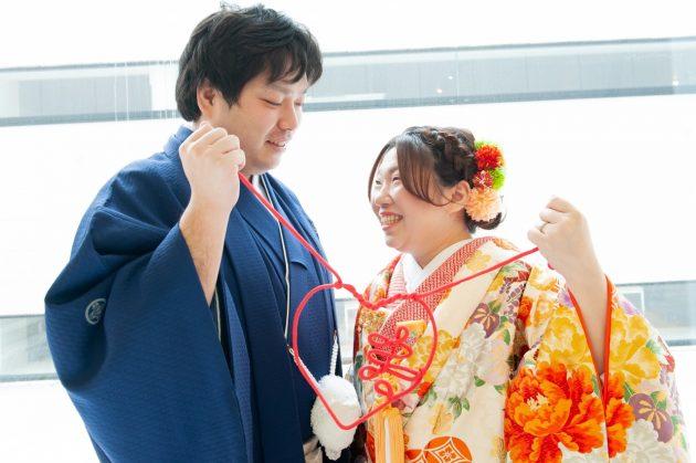 【アレンジ自由♬】柏崎店では和装コーディネートをご紹介しています☆