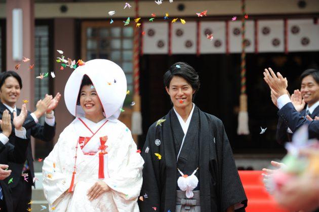 和装で結婚式♪【懐剣】【筥迫】身に着ける小物にも素敵な意味があるんです!!