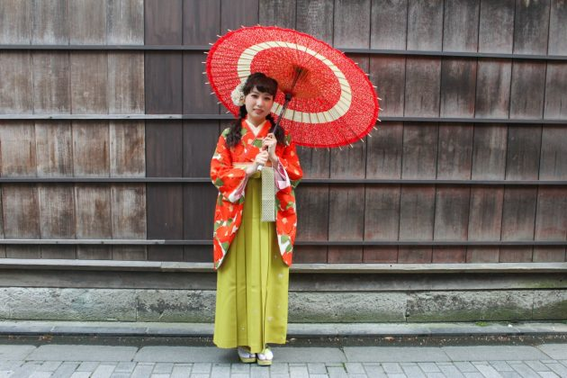 卒業式に袴を着よう♪ 卒業式用の袴レンタルはビアンベールへ!