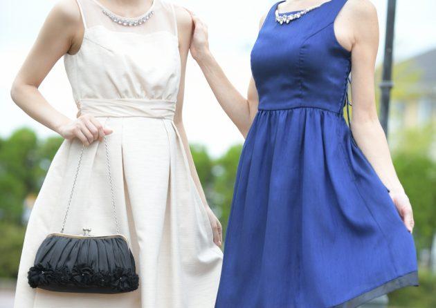 夏の成人式も結婚式のお呼ばれも安心*パーティードレスはビアンベールにおまかせ♡