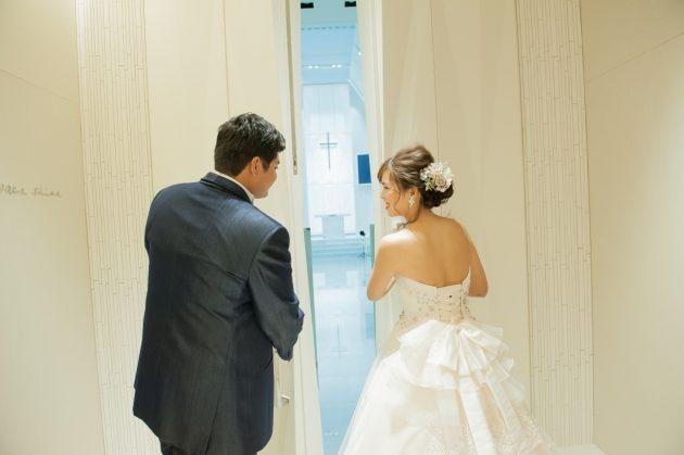 【ブライズビューティースクール】おうちで結婚式の立ち振る舞いを練習しよう♡②