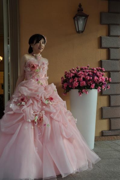 春さきどり♥マカロンカラーのドレス