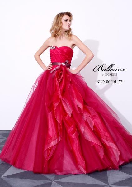 【新作】チェリーピンク♥カラードレス入荷しました!