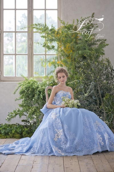 """【オススメ紹介】 """"Leaf for Brides"""" 最新作♥"""