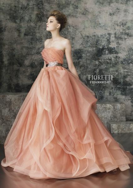 【サッシュベルト】がポイント新作カラードレスのご紹介♪