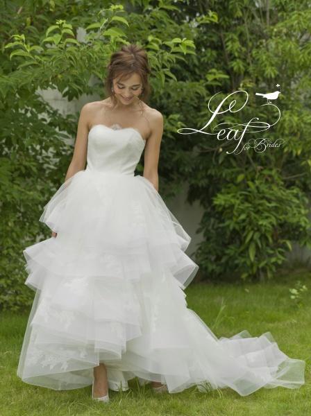 【新作入荷】日本の花嫁をもっと素敵に♥もっと美しく〝Leaf for Brides〟