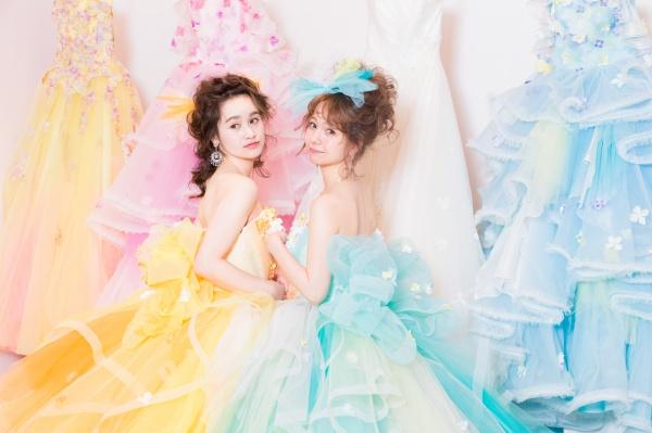 【大注目ブランド】THE HANY〝ザ・ハニー〟の個性溢れる新作ドレスが入荷♥