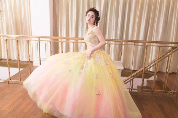 """ドレス迷子は必見!大人カワイイお姫様になれる""""THE HANY""""新作ドレス!!"""