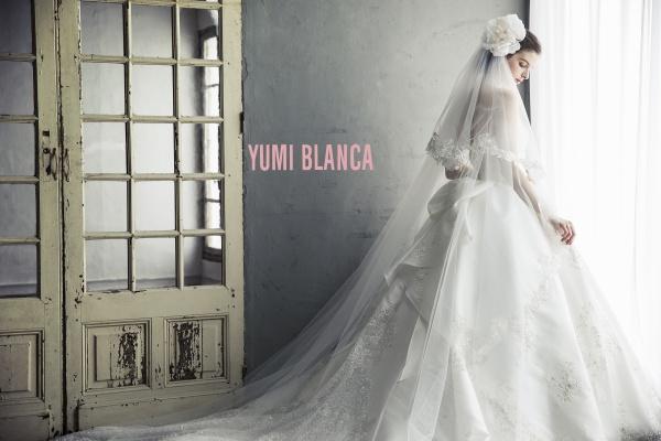 【卒花嫁に大人気!】ユミカツラの新作ドレスが入荷します♪