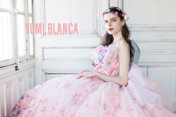 こだわりの一着を見つけたいプレ花嫁様必見!【YUMI KATSURA】の新作カラードレス