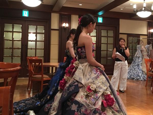 ゴージャスな装飾で誰とも被らない「ステラ デ リベロ」のドレス♥