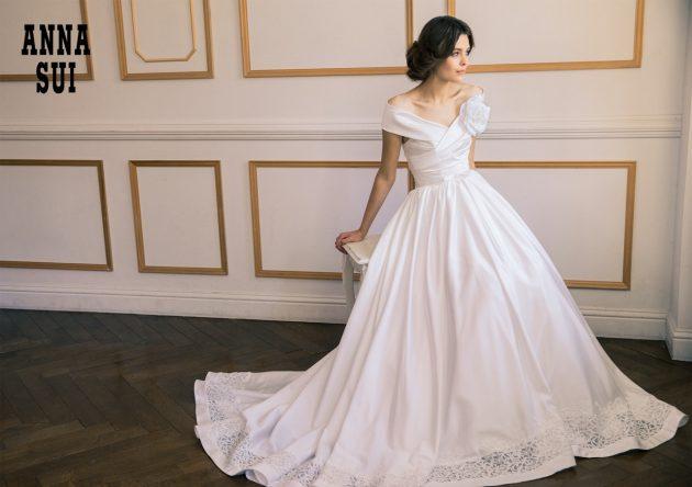 【2018春婚♥2018夏婚】もまだ間に合う!豪華3大ブランド新作ドレスが入荷♪