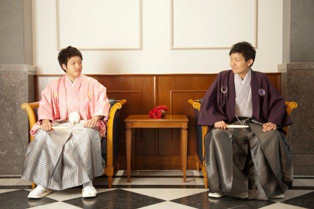【オシャレ男性に人気の袴スタイル】成人式は男性もカッコよくきめよう!