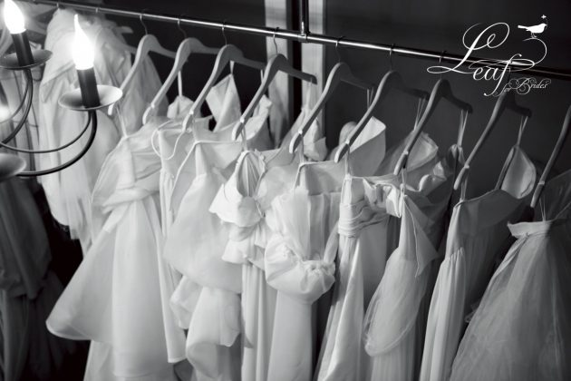 【イリュージョンドレスって知ってる?】Leaf for Brides~リーフフォーブライズ~から最新トレンドドレスが登場♥