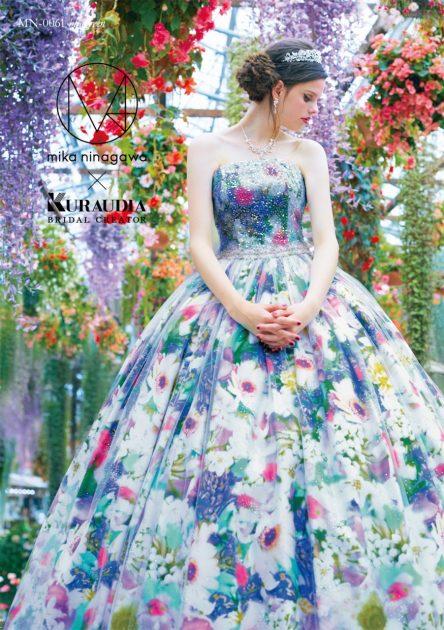 【運命の一着に出逢える】エム / ミカ ニナガワ♥イサムモリタブライド新作ドレスフェア