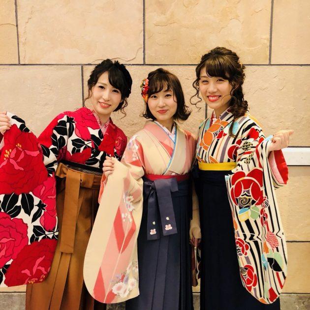 【実は今がチャンス!】卒業式の袴、お気に入りの1着を見つけよう!✿