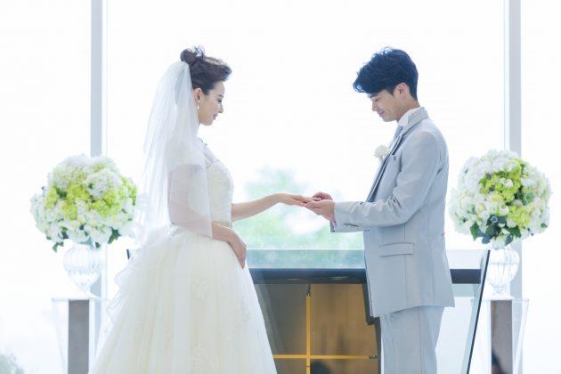 【指先までキレイに♥ 】花嫁様こだわりのブライダルネイル✿
