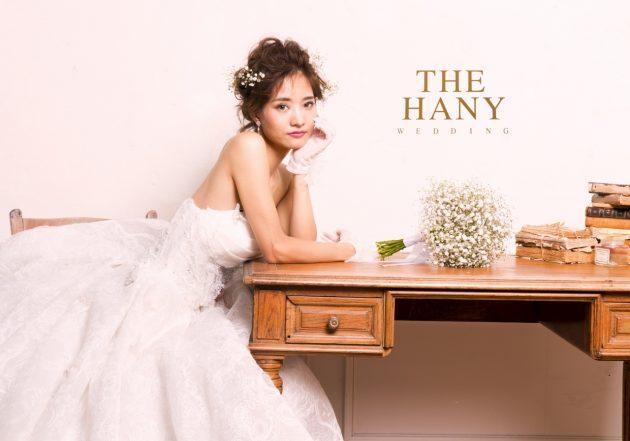 流行に敏感なプレ花嫁から大人気【 THE HANY ~ ザ・ハニー ~ 】新作ドレス