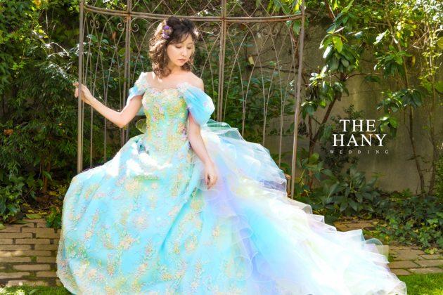 【カワイイが大好きな花嫁様必見】THE HANY~ザ・ハニー~新作ドレス