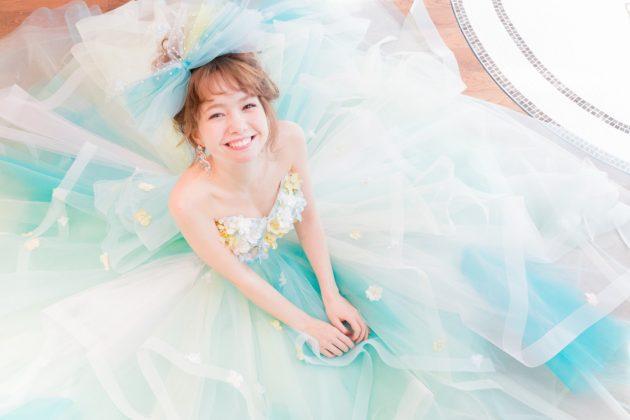 【憧れの人魚姫に】人気のマーメイドドレスをご紹介!