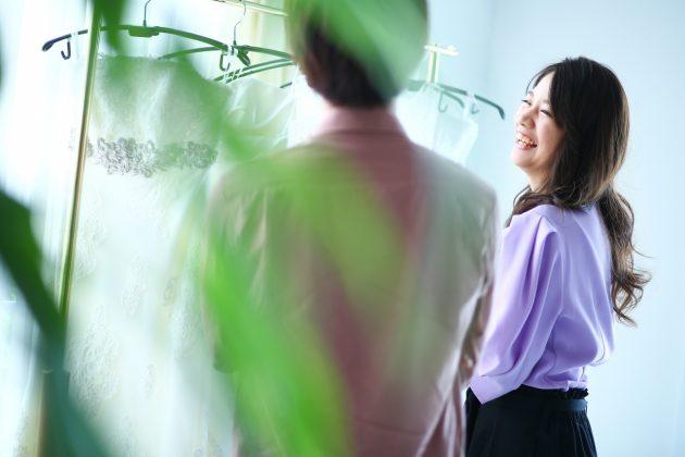 【ドレス・和装の持込料どうしてる?】どの式場でもビアンベールにお任せください!!