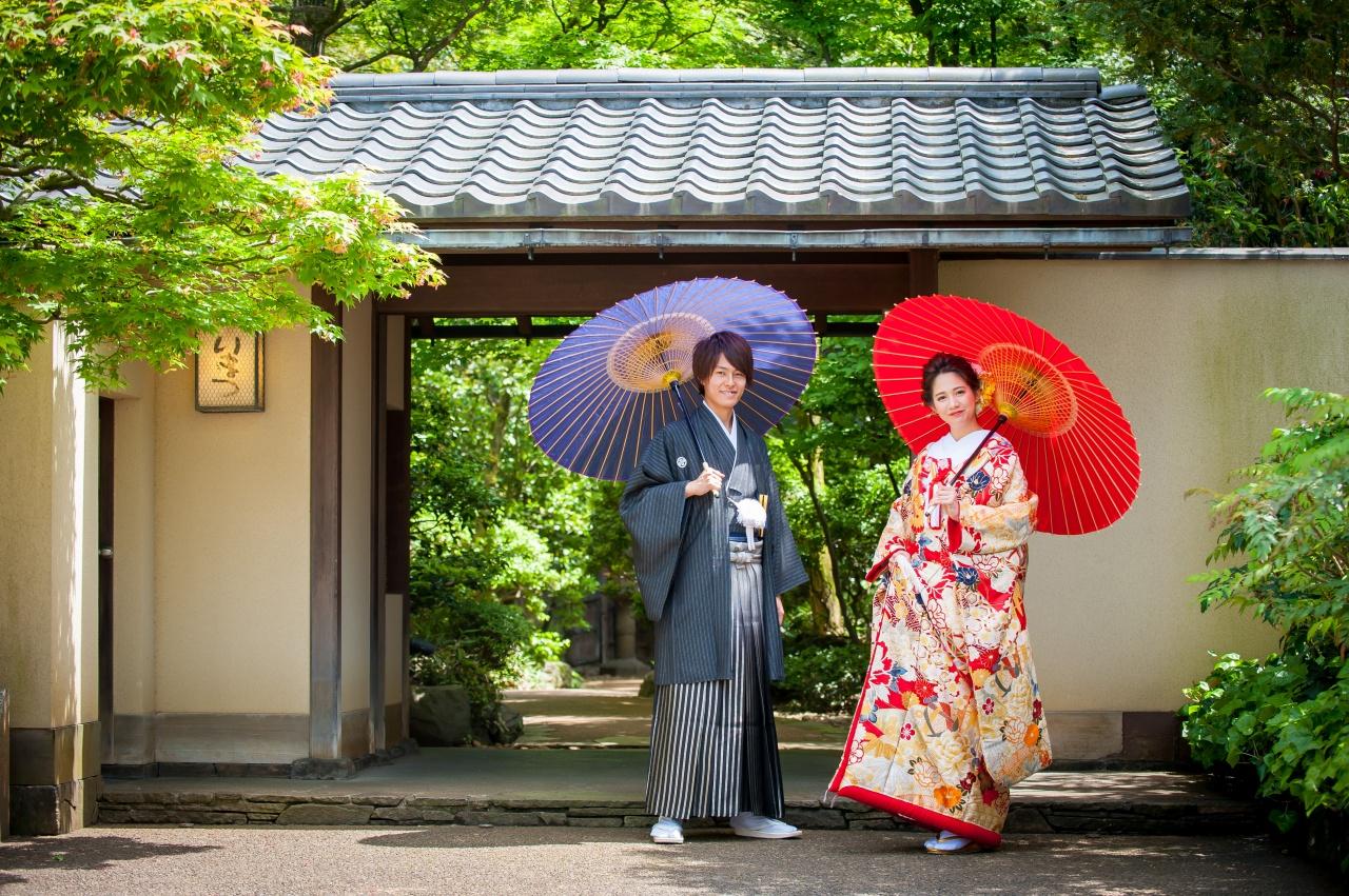 """""""日本の四季を感じる!"""" 情緒ある料亭フォトプラン"""