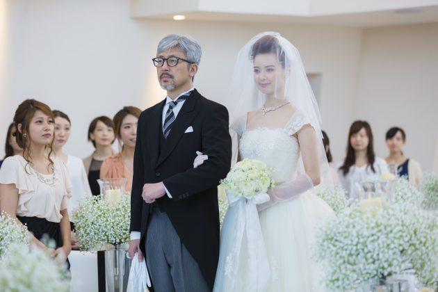 【お父様も凛々しくかっこよく!!】結婚式は第一礼装のモーニングで・・・