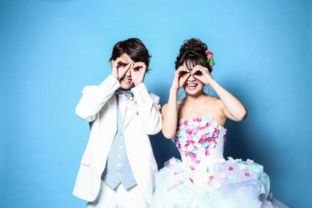【魔法のドレス♥】キラキラ輝く妖精のようなドレスで特別な一日を。
