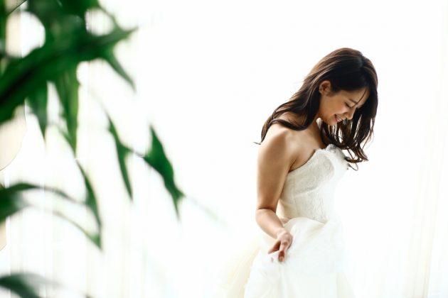 """大人可愛い!  """"Leaf for Brides"""" の新作入荷☆"""