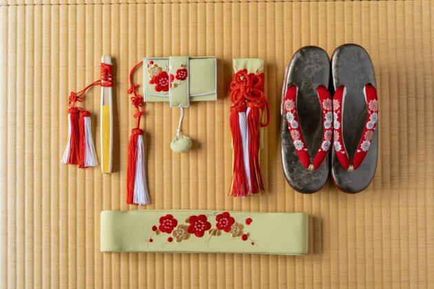 【新作花嫁和装】小物の色遊びで着物コーデをもっと楽しもう!