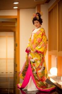 カツラ or 洋髪