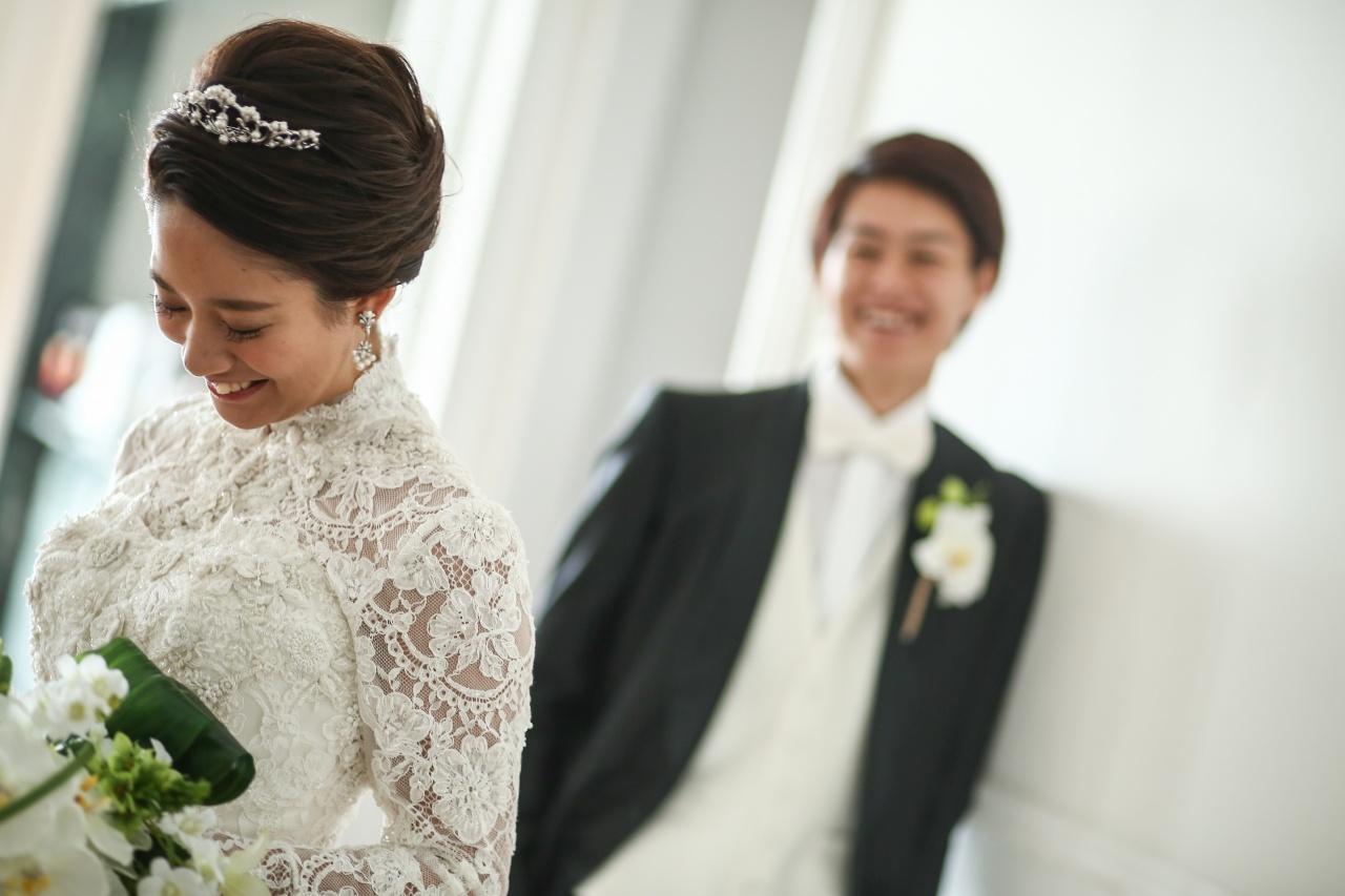 アークベルグループ以外の結婚式の花嫁様がビアンベールを選ぶワケとは?