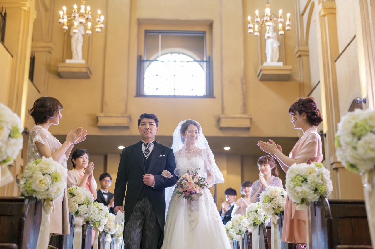 結婚式♡あなたはチャペル?神前?人前??式スタイルに似合うご衣裳ご案内します♪