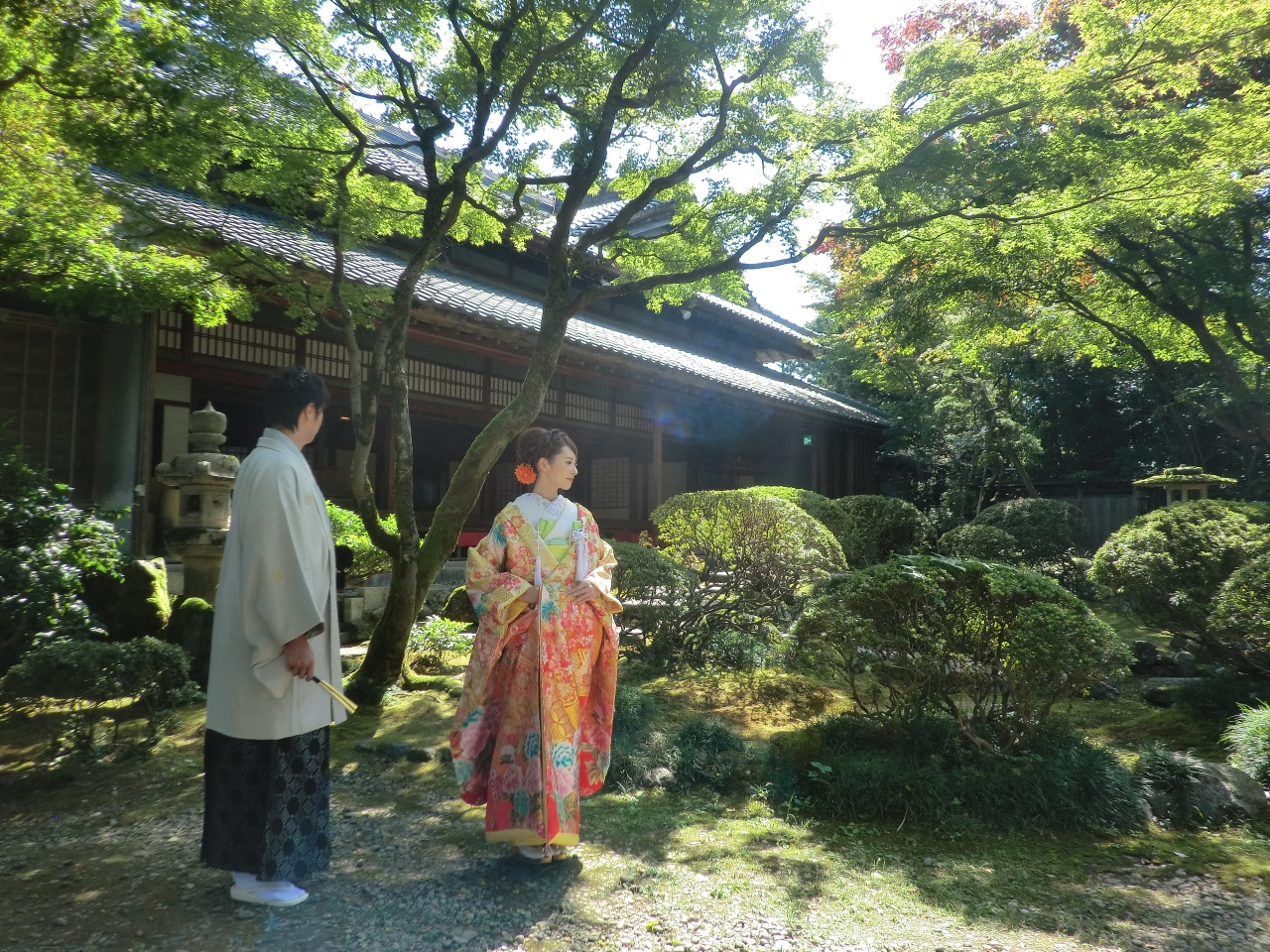 「和婚」人気♡花嫁衣裳に伝統的お着物をオススメします!