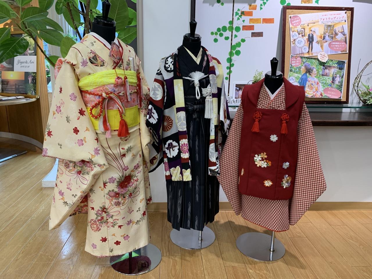 ビアンベール酒田七五三プランがおすすめ♪日本伝統の通過儀礼をお祝いしましょう!