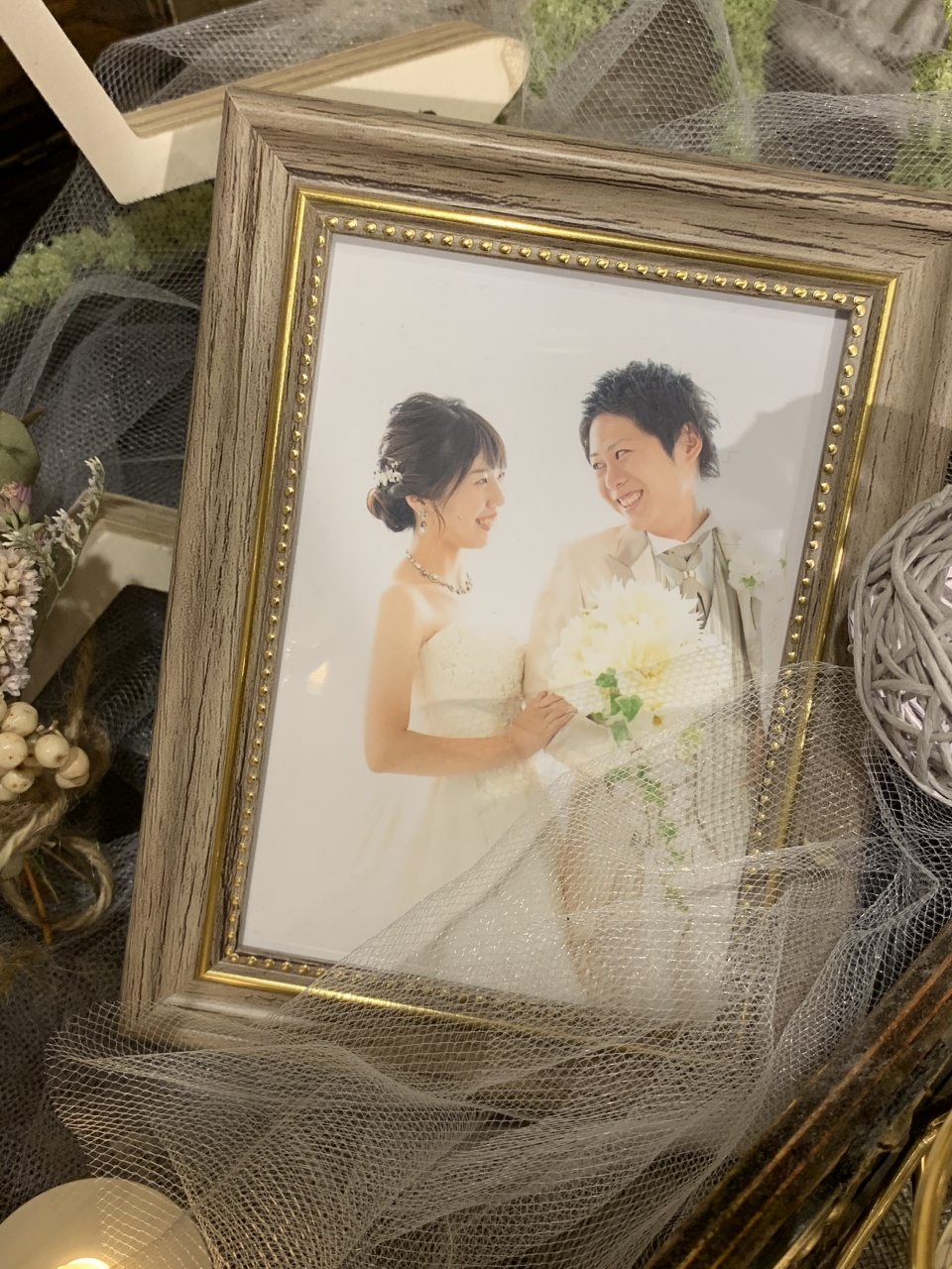 Happy Wedding レポート♡