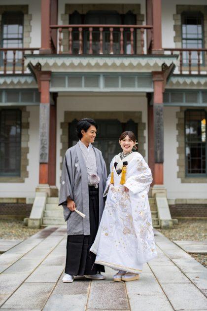 花嫁衣裳「白無垢」 意味を知って和装選びしてみませんか?