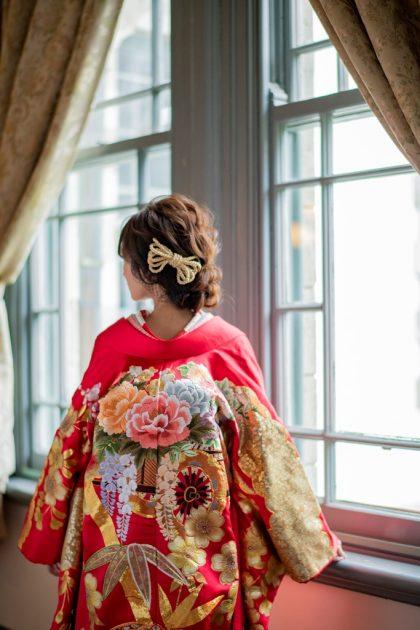 花嫁衣裳「色打掛」の魅力