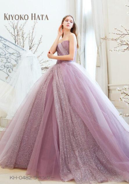 360度、恋するドレス キヨコハタの新作ドレス入荷致しました☆