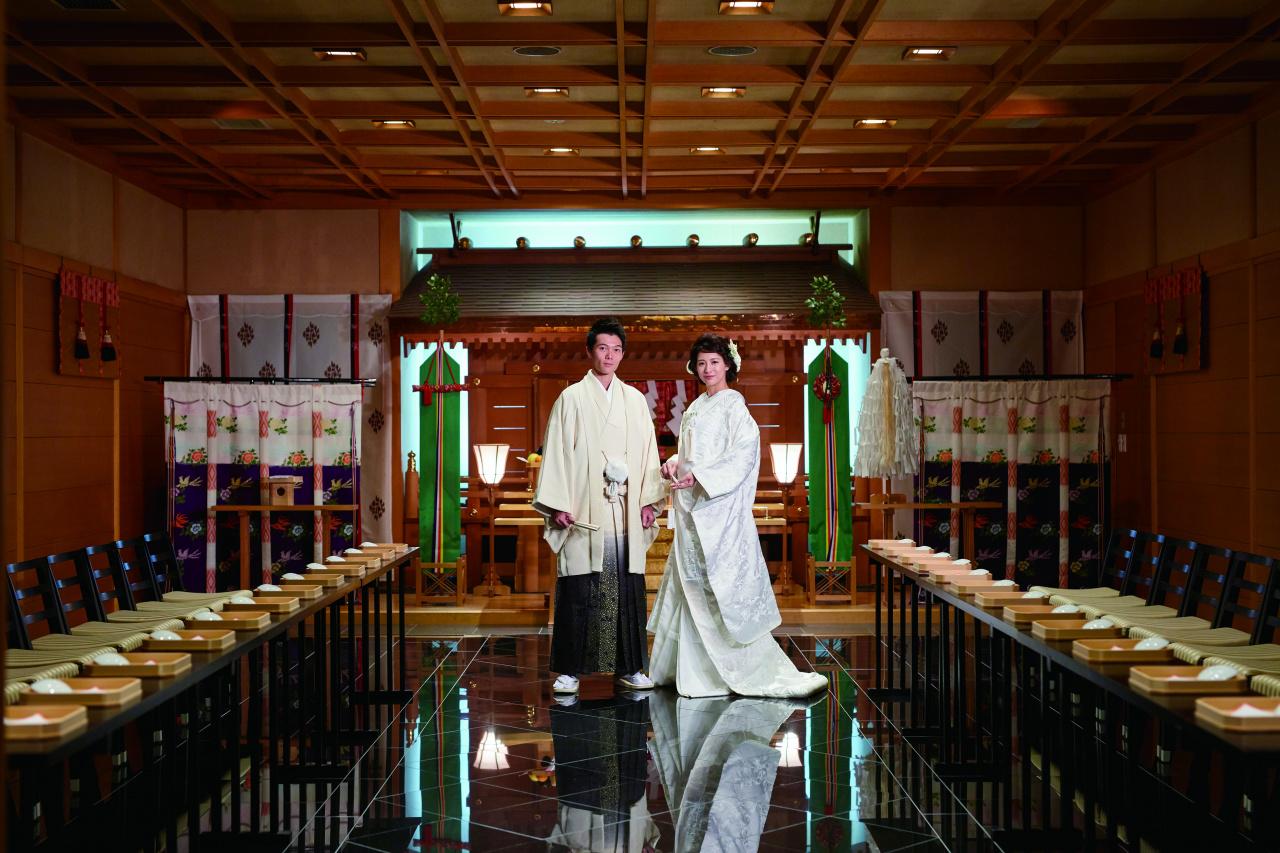 今こそ結婚式を♡二つの家族が結び付く「神前式」の魅力