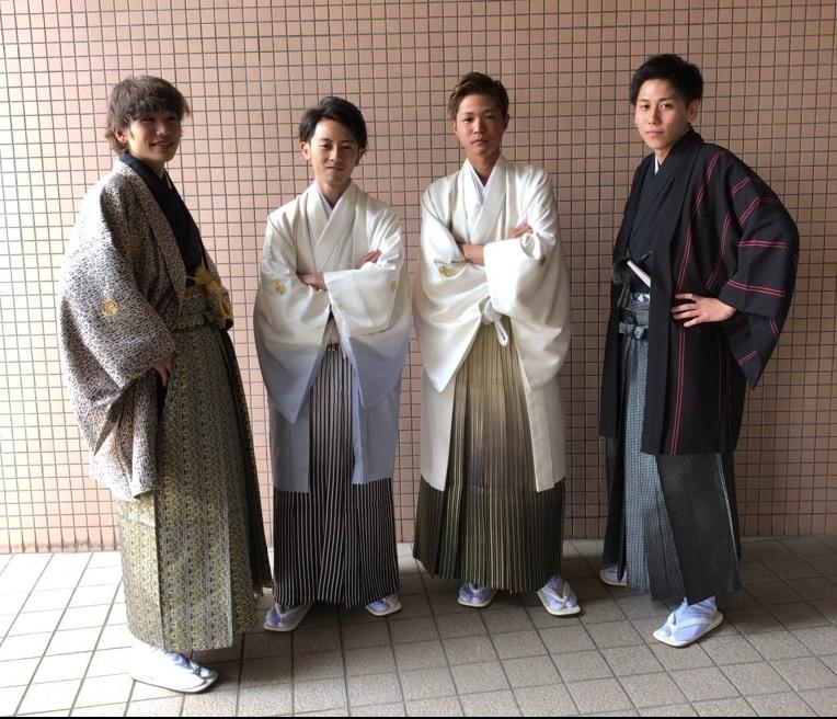 【祝!2019年加茂成人式】華やかな振袖姿、格好いい紋服姿のお客様レポート♡